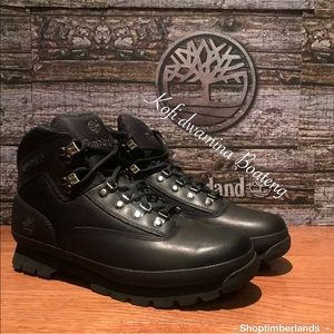 Timberland Euro HiKer Men's Leather Boots  56038